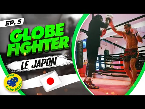 GLOBE FIGHTER I EPISODE 05 I Le Japon