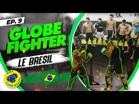 GLOBE FIGHTER I EPISODE 09 I Le Brésil I Première partie