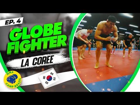 GLOBE FIGHTER I EPISODE 04 I La Corée