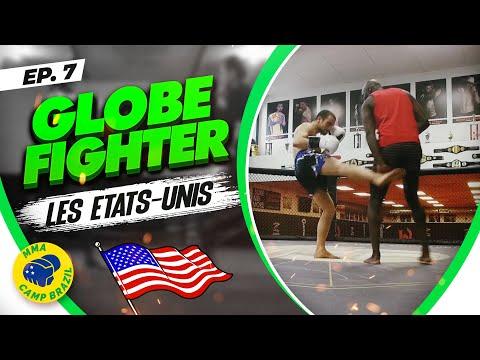 GLOBE FIGHTER I EPISODE 07 I Les États-Unis
