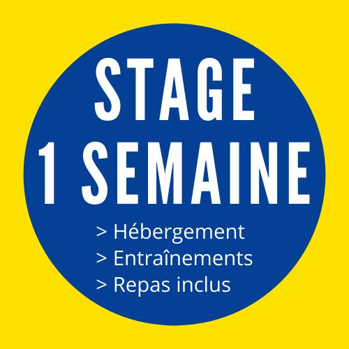STAGE 1 SEMAINE